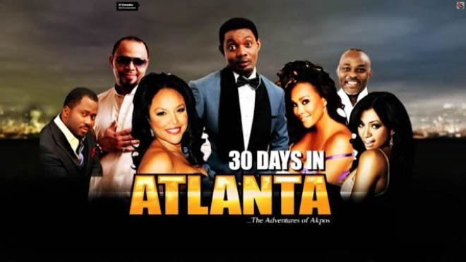 AY's movie '30 Days In Atlanta' recognised by Guinness World Records