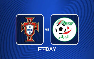 Portugal vs Algeria – Highlights