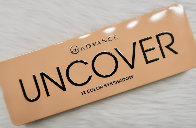 Ever bilena uncover eyeshadow palette review