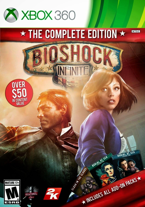 BioShock Infinite XBOX360 PS3 free download full version