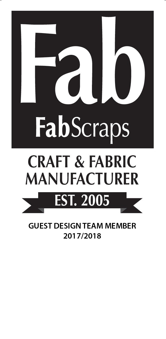 FabScraps Guest Design Team Member 17/18