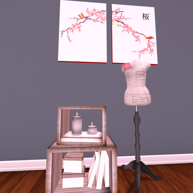 Cherry Blossom Day Second Life Freebies