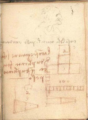 Coretan Leonardo da Vinci Ungkap Pengetahuan Tersembunyi