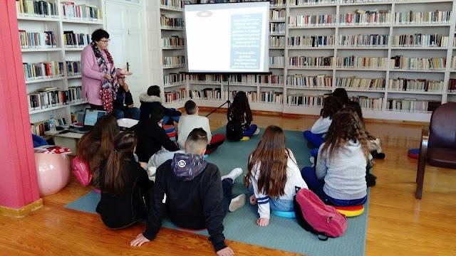 """""""Μαθήματα"""" Λογοτεχνίας και Ιστορίας για τους μαθητές του 2ου Γυμνασίου Τρίπολης στο Ναύπλιο"""