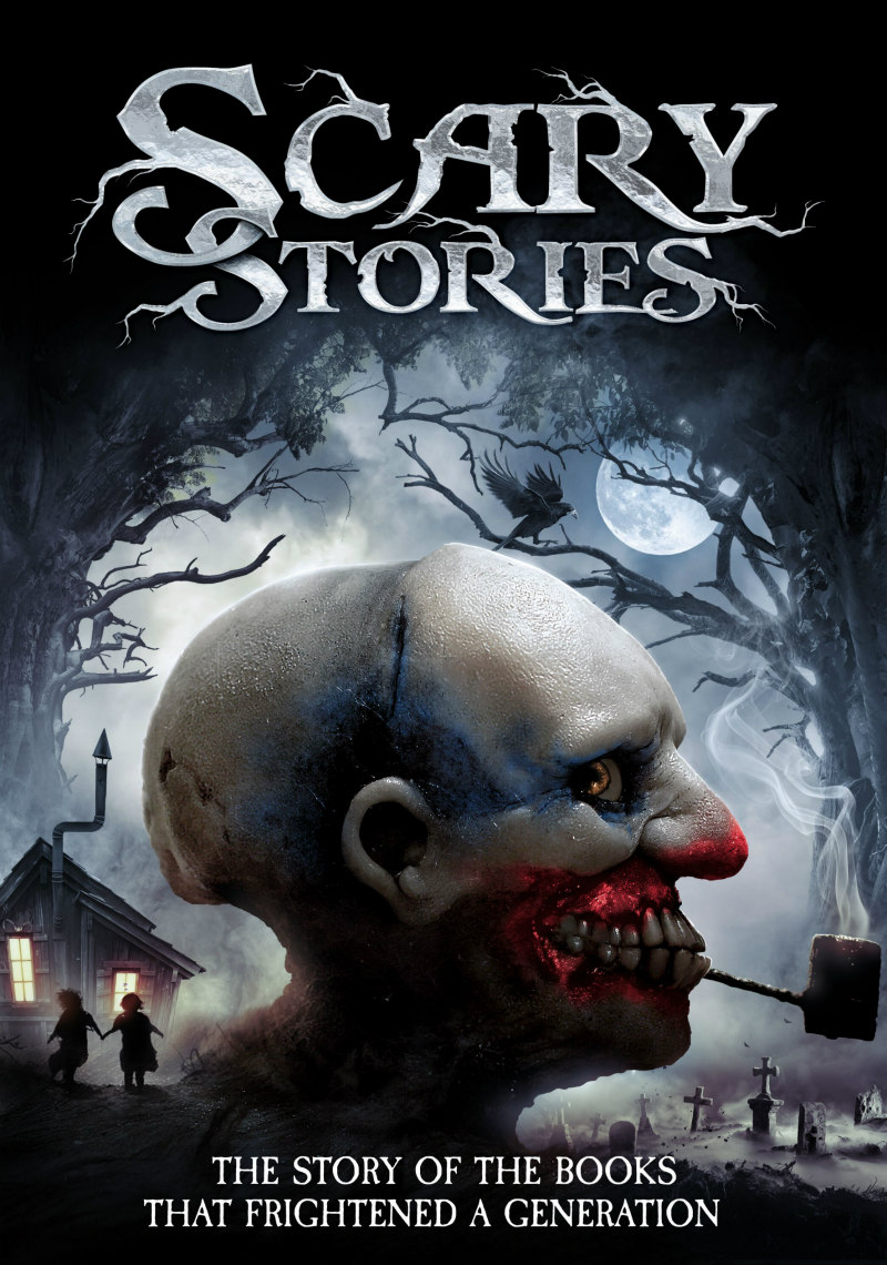 scary stories documentary poster