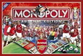 Arsenal FC monopoly