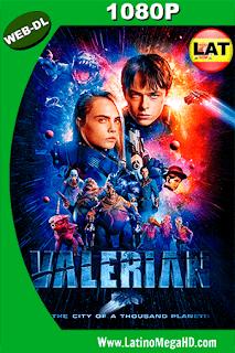 Valerian y la Ciudad de los Mil Planetas (2017) Latino HD WEBDL 1080P - 2017