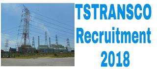 TSTRANSCO Recruitment 2018