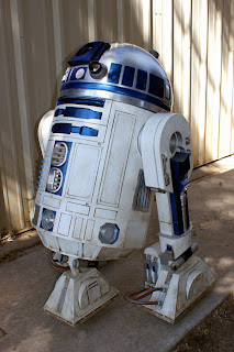 Mcmaster robots r2 d2 for R2d2 leg template