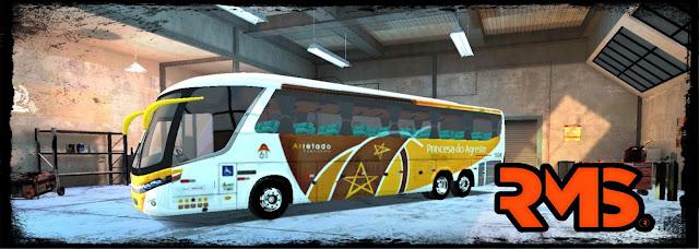 MARCOPOLO G7 1200 AUTO VIAÇÃO PRINCESA DO AGRESTE