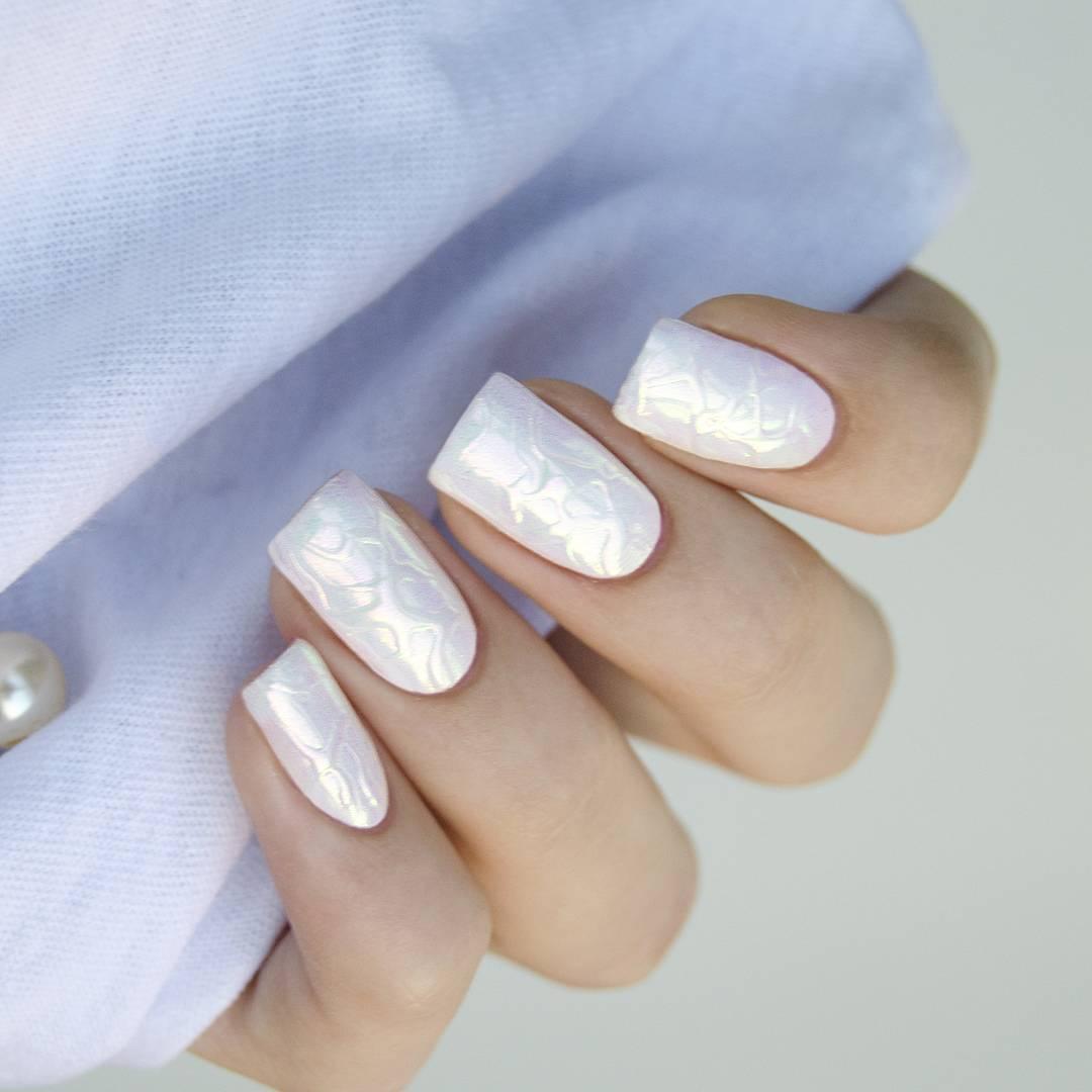 Born Pretty Store Blog: Neon Unicorn Powder Nails Gather, Deserve ...