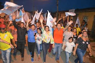 COM REGISTRO DE CANDIDATURA DEFERIDO PELO TRE, JÚNIOR LOURENÇO DEVE SER VOTADO EM MAIS DE 100 CIDADES.