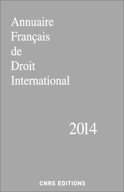 26 Ideas For The Delimitation: International Law Reporter: New Volume: Annuaire Français