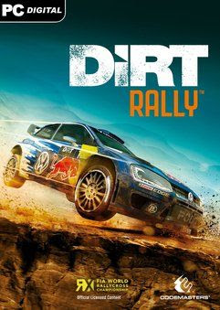 DiRT Rally MULTi5 logo game