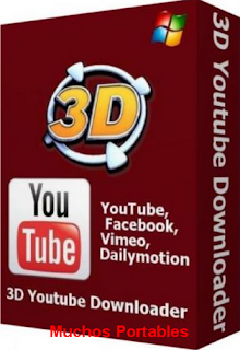 3D Youtube Downloader v1.3 Español Portable