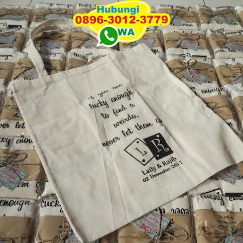 jual tas blacu untuk souvenir 50700