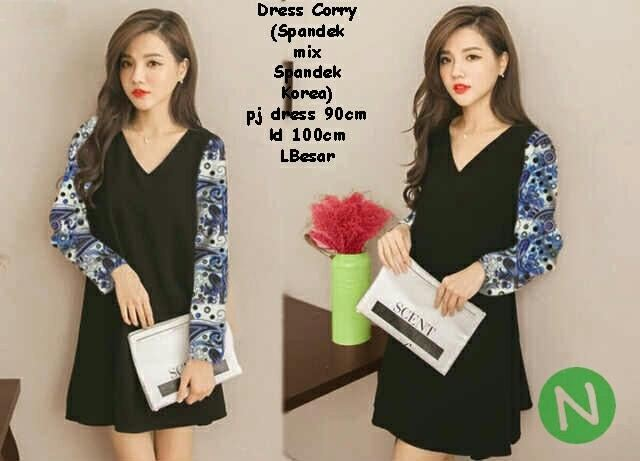 Jual Dress Dress Corry - 12665