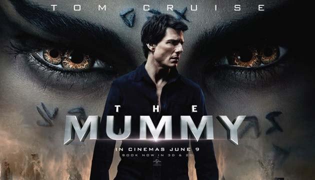 the mummy 2017 bercerita tentang