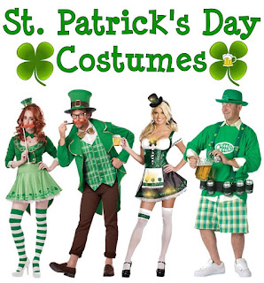 St Patrick's Day 2018 Clothing Ideas