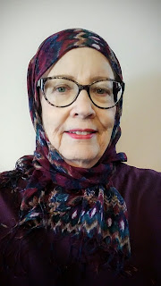 American woman in a hijab for World Hijab Day