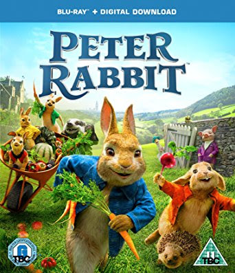 Peter Rabbit 2018 Eng BRRip 480p 150mb ESub HEVC x265