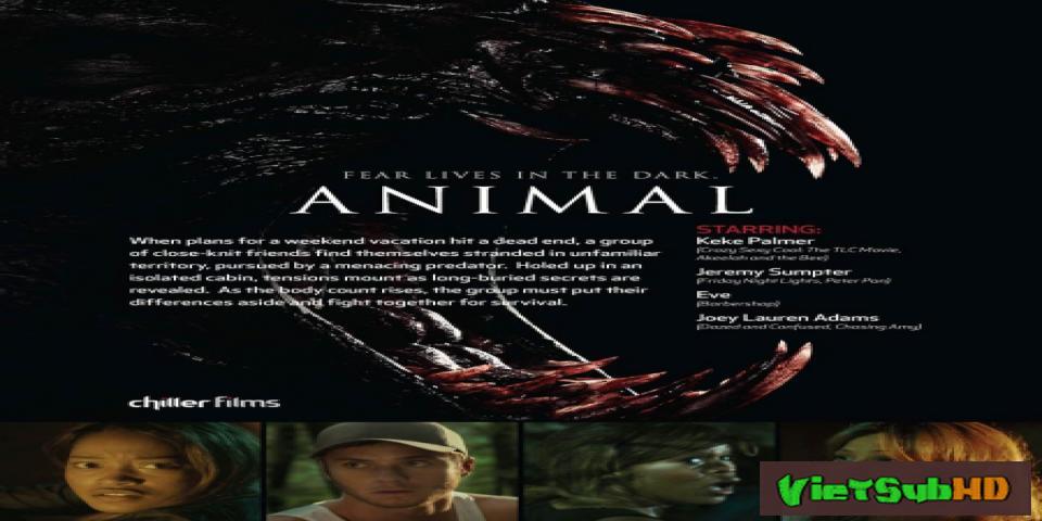 Phim Quái thú VietSub HD | Animal 2014