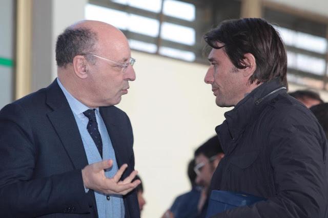 Inter đầu tư mạnh lôi kéo Conte