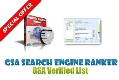 Download Premium GSA SER Verified Lists Free