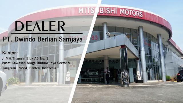 Dealer Mitsubishi Tangerang Sales Service dan Sparepart