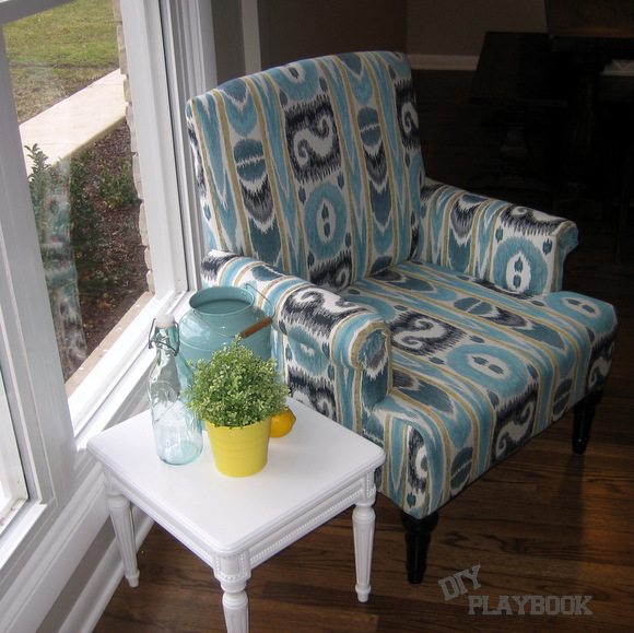 Accent Table DIY
