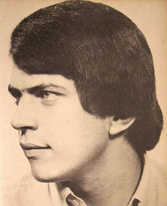 1970s the most romantic period for mens hairstyles