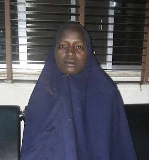 Identity, DETAILS of 2nd Rescued Chibok Girl, Serah Luka Released By Rescuer