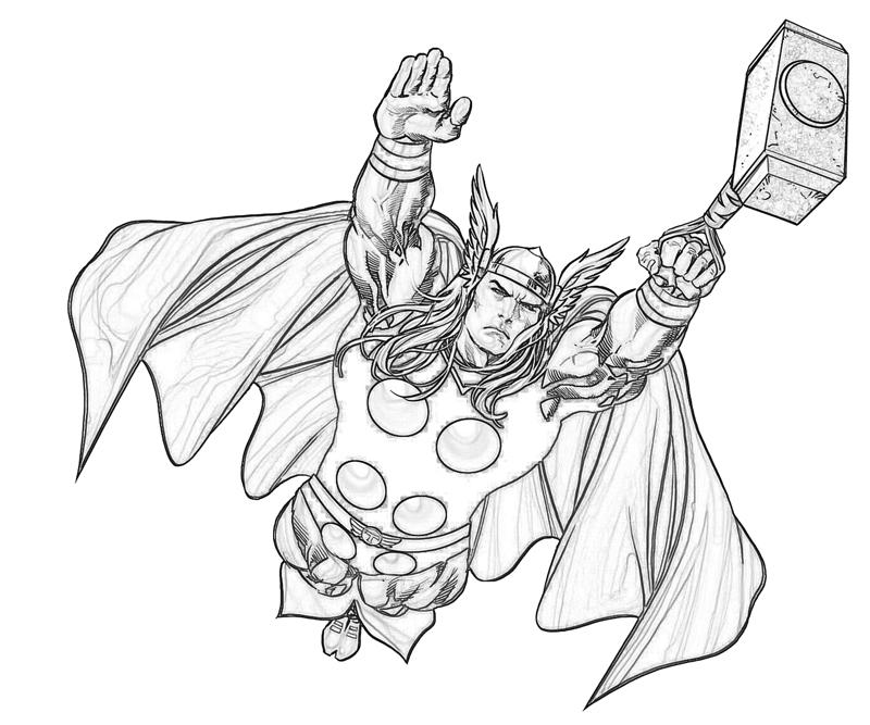 thor face coloring pages thor coloring pages getcoloringpages com