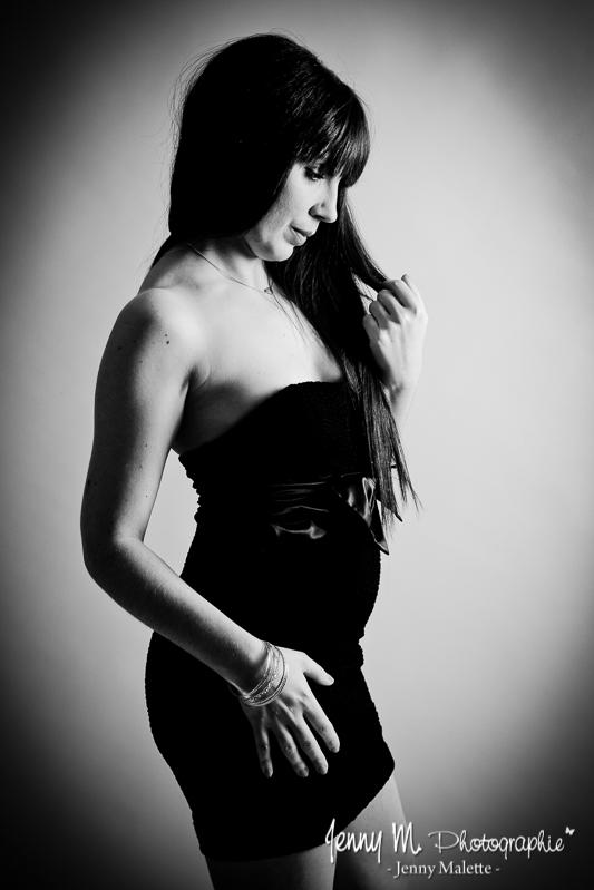 photographe portrait femme studio la chaize le vicomte vendée 85