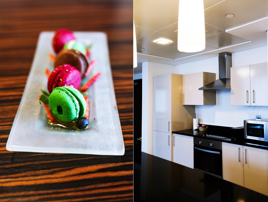 macarons kitchen suite dubai la verda