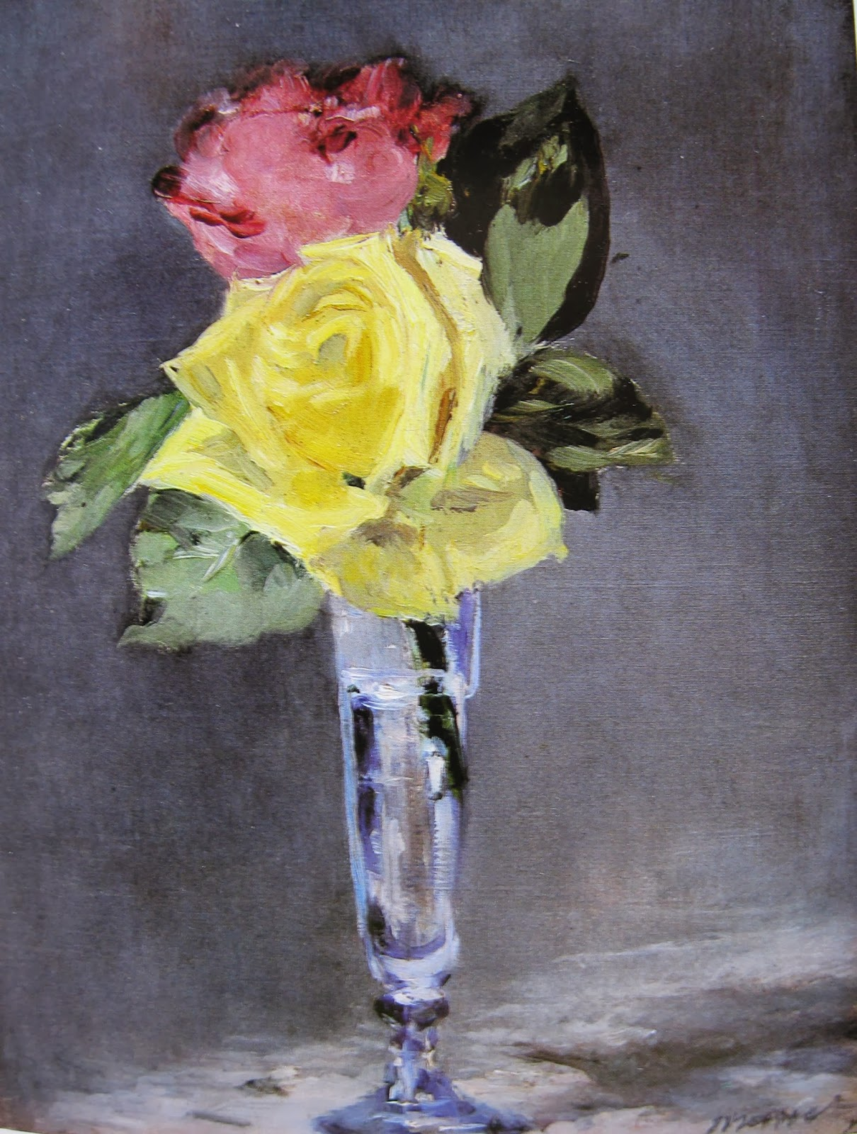 Bouquet of flowers - Edouard Manet - WikiArt.org ... |Manet Flowers