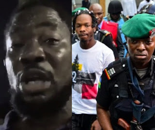 """Na Ogun go kill all of una'' - Daddy Showkey blasts EFCC for parading NairaMarley (video"