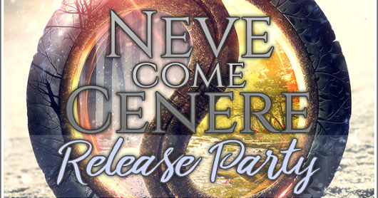 Release Party & Giveaway | Neve come cenere di Sara Raasch ~ Il DNA del libro