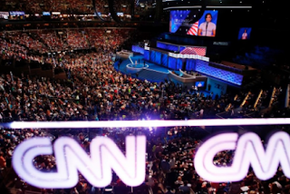 CNN Is Most-Watched Network for Opening Night Of The DNC
