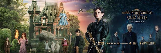"""Kraina niesamowitości, czyli """"Osobliwy dom pani Peregrine"""""""
