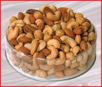 Ξηροί καρποί nuts