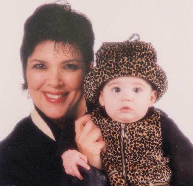 Kylie Jenner shares childhood photo as mum Kris Jenner clocks a year older