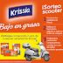 Consigue con Krissia una Scooter KYMKO LIKE de 125cc.