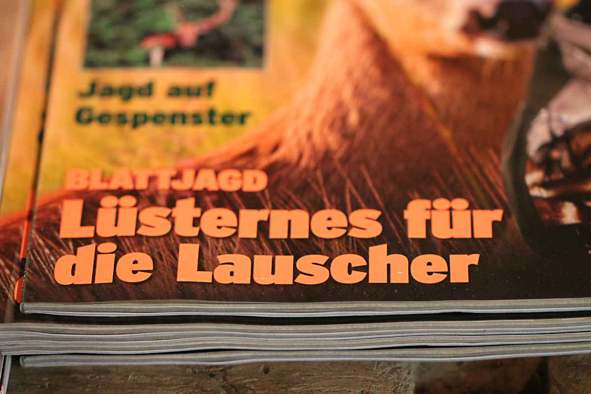 Lüsternes für die Lauscher (Cover der Wild & Hund) im Wildgrillkochkurs im Spielweg | Arthurs Tochter kocht von Astrid Paul, der Blog für food, wine, travel & love