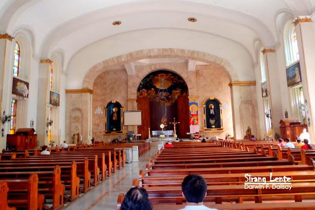 Sta. Cruz Church address