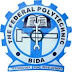 Fed Poly Bida ND/HND Admission 2016/2017 Announced