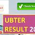 UBTER Result 2017