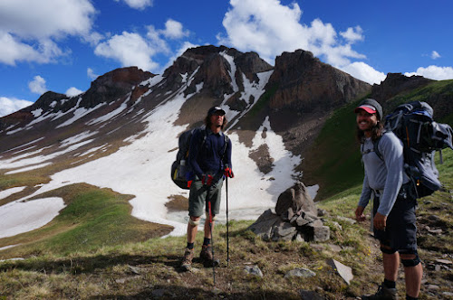 San Juan Mtns on the Continental Divide Trail, Part 2