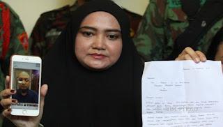 Kisah Istri Novel yang Hampir Bertemu Presiden Jokowi