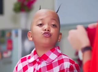 Pemain Tuyul dan Mbak Yul Megi Irawan sebagai pemeran Ucil